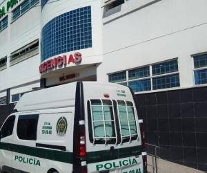 Clínica Porvenir de Soledad.