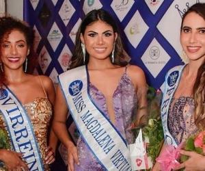 María Camila Monsalve, Mariana Villalobos y Ornella Rodgers