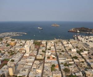 El toque de queda opera en toda Santa Marta.