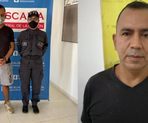 Capturado en Ocaña por presuntos abusos sexuales.