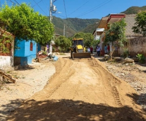 Intervención en Taganga.