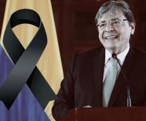 El Ministro de Defensa falleció este martes.