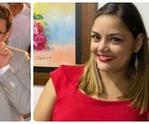 Carlos Caicedo y Mayra Castro.