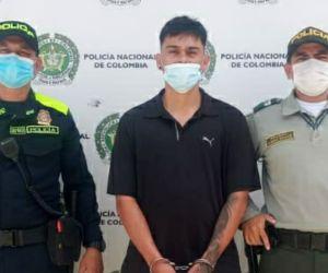 Daniel Marín Sánchez.
