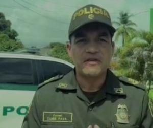 La policía del Magdalena sigue con las investigaciones.