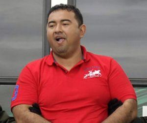 Jorge Luis Alfonso López fue beneficiado con casa por cárcel.