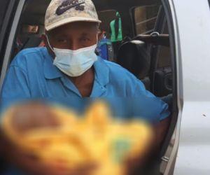 El menor fue 'rescatado' por parte de una ONG.