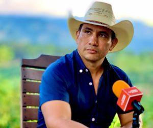 Josué Alirio Barrera, precandidato presidencial del Centro Democrático.