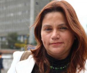 Claudia Julieta Duque.