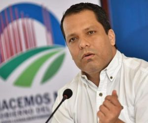 Luis Alberto Monsalvo Gnecco.