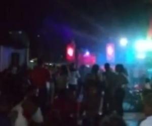 En este video quedó reflejada la falta de orden en San Zenón.