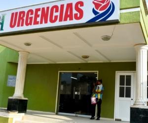 Hospital Santander Herrera, de Pivijay, uno de los mayores beneficiados con este aporte.