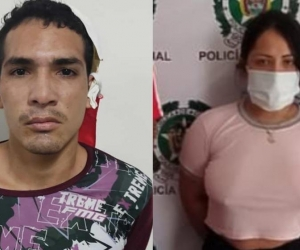 Tommy Masacre, que ahora se apoda 'T', con alias La Chiqui.