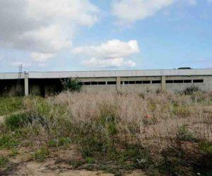 La Policlínica de Ciudad Equidad se comenzó a construir en 2014 y permanece siniestrada.