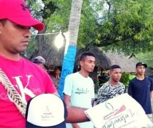 Los jóvenes son protagonistas del etnoturismo local.
