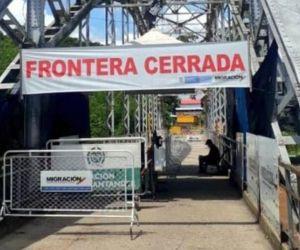 Cierre de fronteras de Colombia se extenderá por tres meses más.