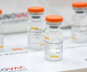 Vacunas que serán distribuidas en municipios.