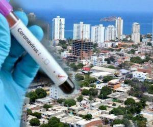 Seis de los muertos de este sábado se registraron en Santa Marta.