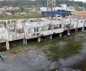 Se estableció que las obras habrían iniciado sin licencia de construcción.