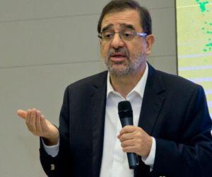 Presidente de Asobancaria, Hernando Gómez.