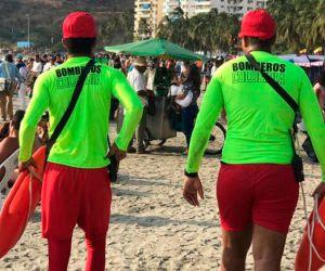 Retorna el servicio de salvavidas a las playas del Distrito.