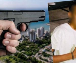 El menor de edad fue asesinado en Santa Marta.