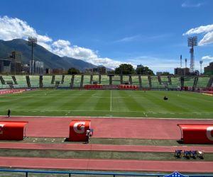 En el estadio Olímpico de la UCV se jugará el duelo de esta noche.