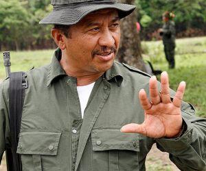 Alias Gentil Duarte, de las disidencias de las FARC.