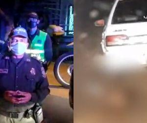 La Policía al conocer las denuncias, dio con las personas involucradas.