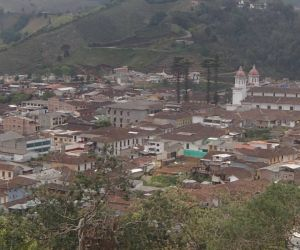 Panorámica del municipio.