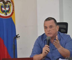 Jaime Linero, concejal de Santa Marta, internado en UCI por covid-19.