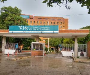 Sede del hospital Julio Méndez Barreneche.