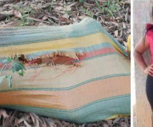 La víctima fue identificada como Karina Cuesta Ortega.