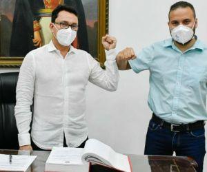 Contraloría Departamental abrió investigación tras denuncia realizada por la diputada Molina.