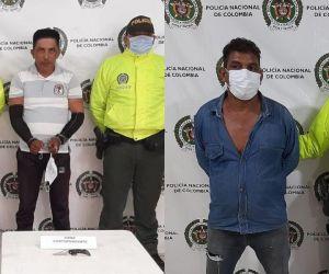 Eduardo Navarro Hoyos y César Armando Tovar Zabaleta.