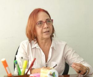 Olga Acosta Amell.