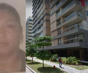 El caso del hurto se presentó en el norte de Barranquilla.