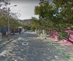 En el barrio María Eugenia ocurrieron los hechos.