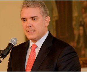 El mandatario recordó que Colombia se convirtió en el país miembro número 37 de la Ocde.