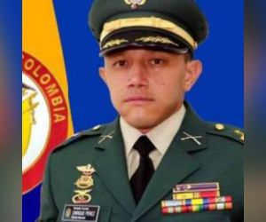 Teniente coronel Pedro Enrique Pérez Arciniegas.