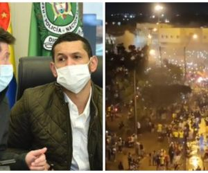 Mindefensa se pronunció sobre las protestas en Cali.