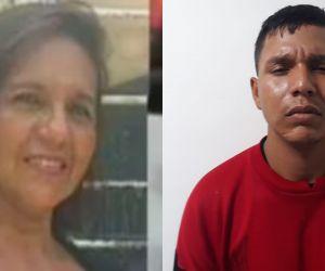 El joven presuntamente asesinó a su mamá en la madrugada de este lunes.