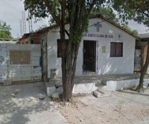 Parroquia Santa Clara de Asís.