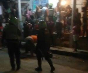 Dos venezolanos fueron asesinados en el barrio Luis R Calvo.