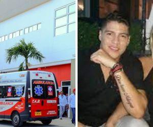 Rafa Pérez y Milagros Villamil.