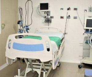 Imagen de contexto, ocupación de camas UCI en Santa Marta.