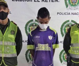 Huber Estrada Serrano.