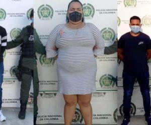 Fiscalía judicializó a cuatro presuntos integrantes de 'Los Cuenta'.