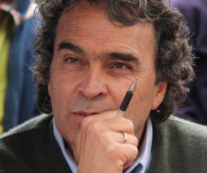 Excandidato presidencial, Sergio Fajardo.