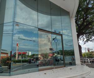 La sede administrativa de Coomeva fue recientemente vandalizada en medio de las protestas en Santa Marta.